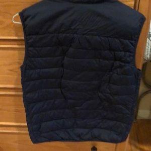 GAP Jackets & Coats - Gap Puffer Vest Navy Blue